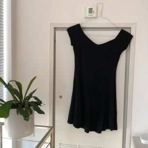Black New Look (ASOS) Mini Dress